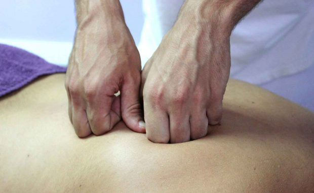 Massage osteopathe